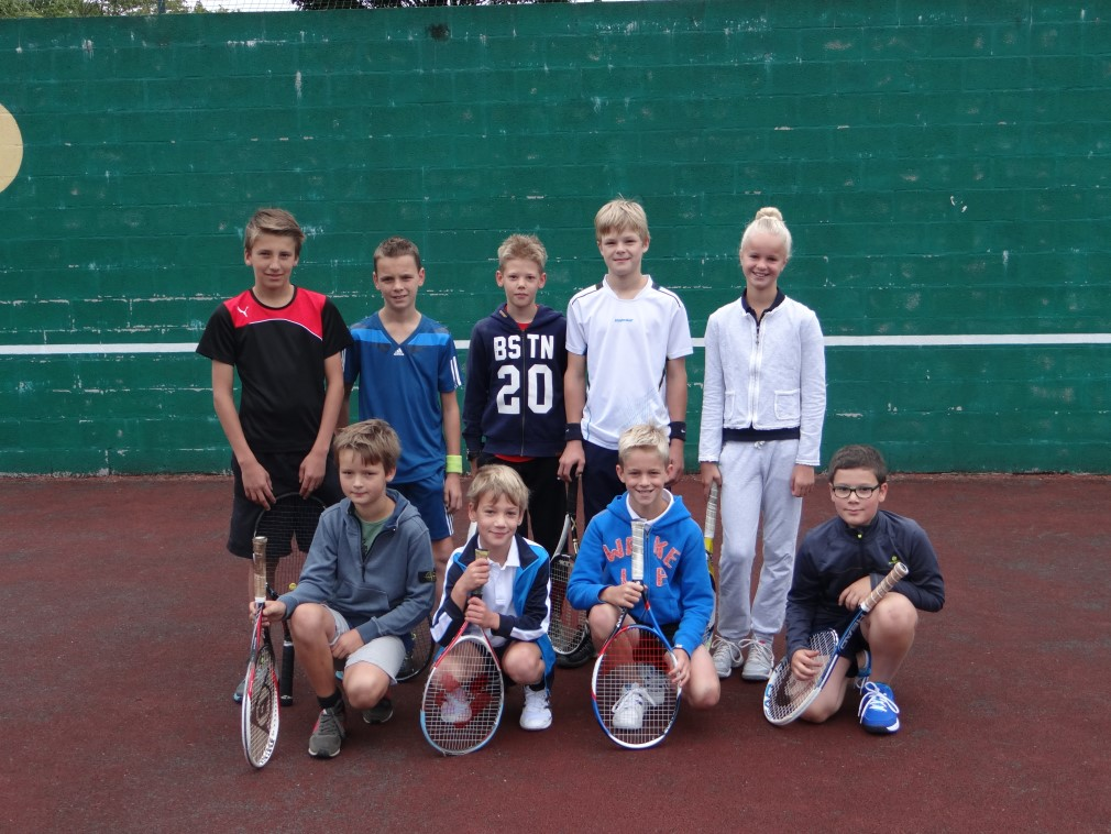 TCMoorslede - Clubkampioenschap jeugd 2015