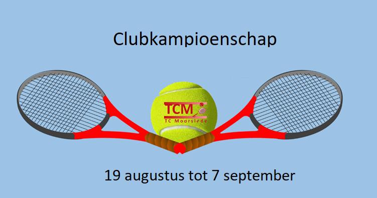 Clubkampioenschap 2019 - TC Moorslede